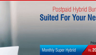 Warid Monthly Hybrid Bundle