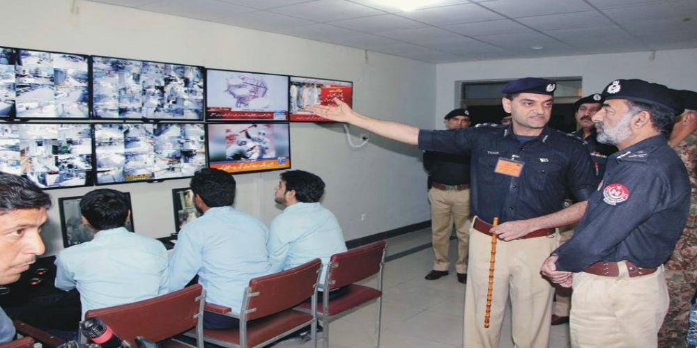 Peshawar Police
