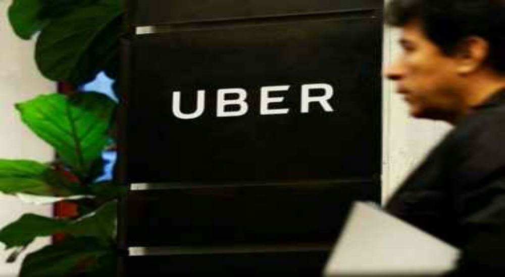 Uber revenue