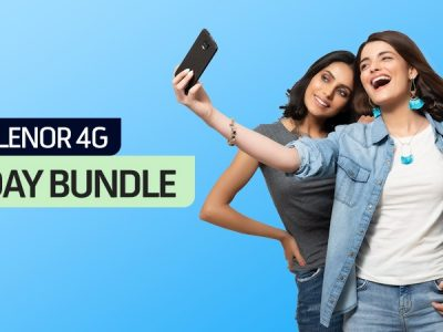 Telenor 3 Day Bundle
