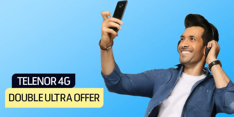 Telenor 4G Monthly Plus Bundle