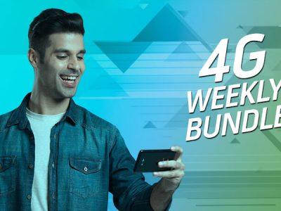 Telenor 4G Weekly Bundle