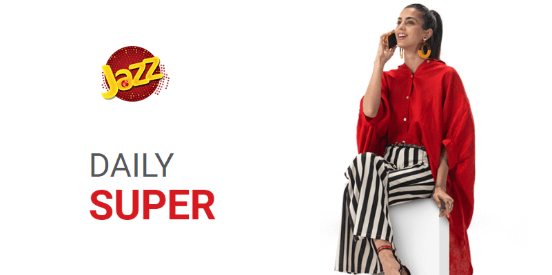 Jazz Daily Super Offer