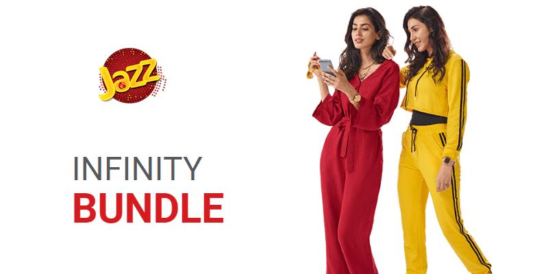 Jazz Infinity Bundle Offer