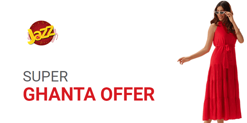 Jazz Super Ganta Offer