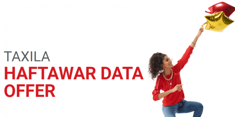 Jazz Taxila Haftawar Data Offer
