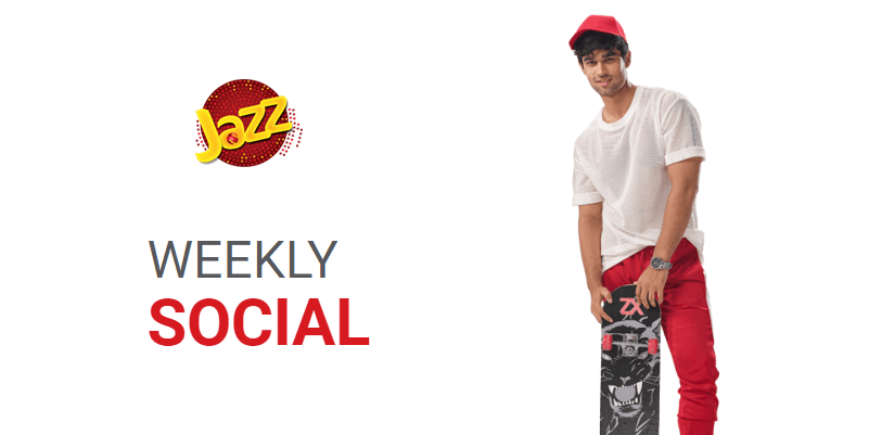 Jazz Weekly Social Offer