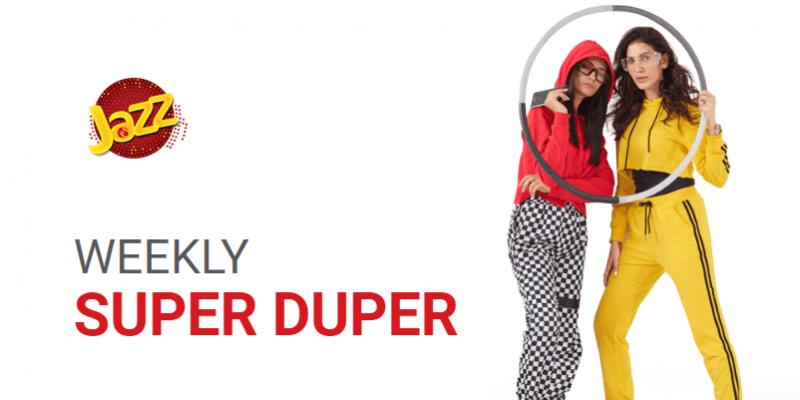 Jazz Weekly Super Duper