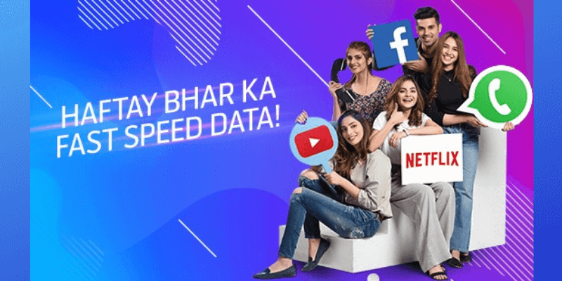 Telenor 4G Weekly Ultra Bundle