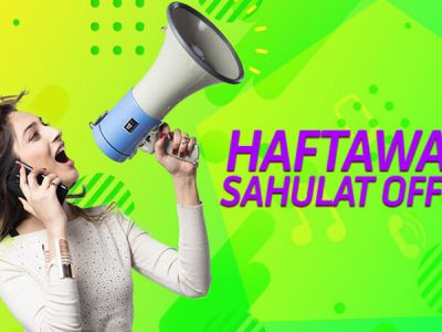 Telenor Haftawar Sahulat Offer