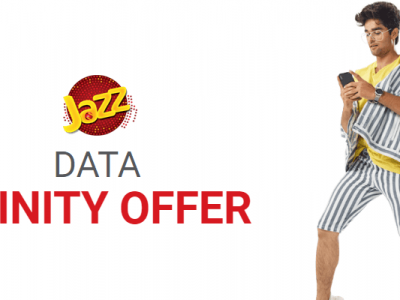 Jazz Data Infinity Offer