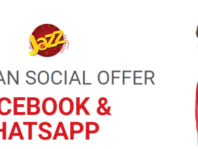 Jazz Multan Social Offer
