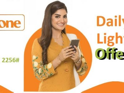 Ufone Internet Daily Light
