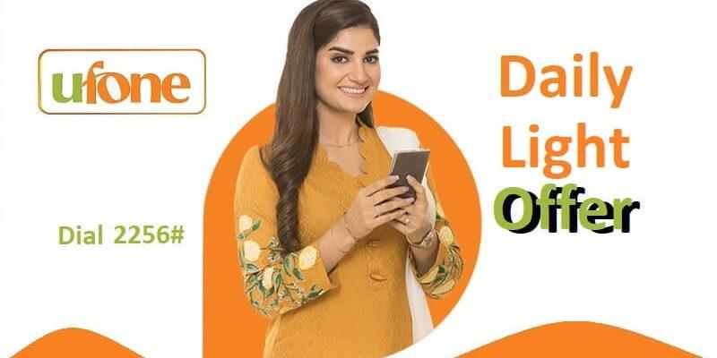 Ufone Internet Daily Light