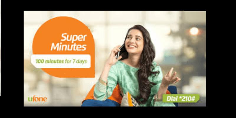 Ufone Super Minutes Offer
