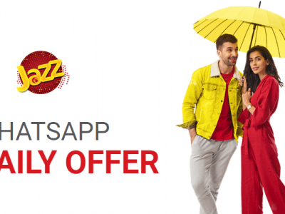 Jazz Whatsapp Daily Offer