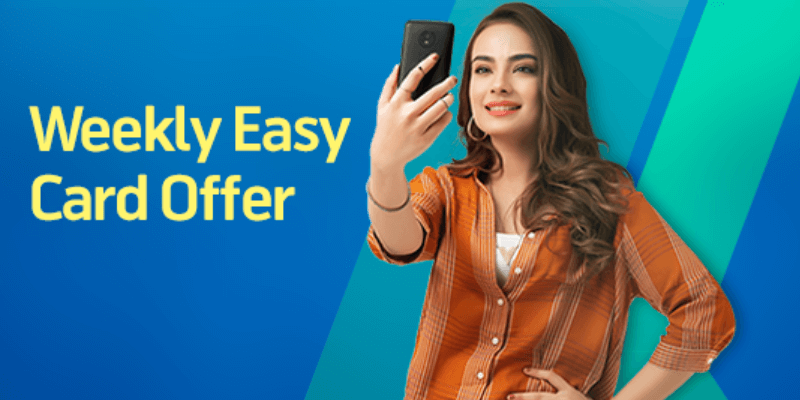 Telenor weekly easy card 130