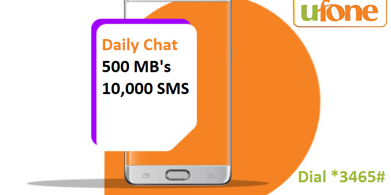 Ufone Daily Chat Offer