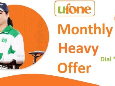 Monthly Heavy Offer