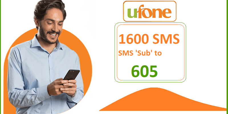 Ufone SMS Daily Package