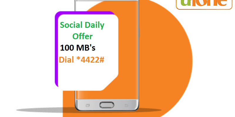 Ufone Social Daily Offer