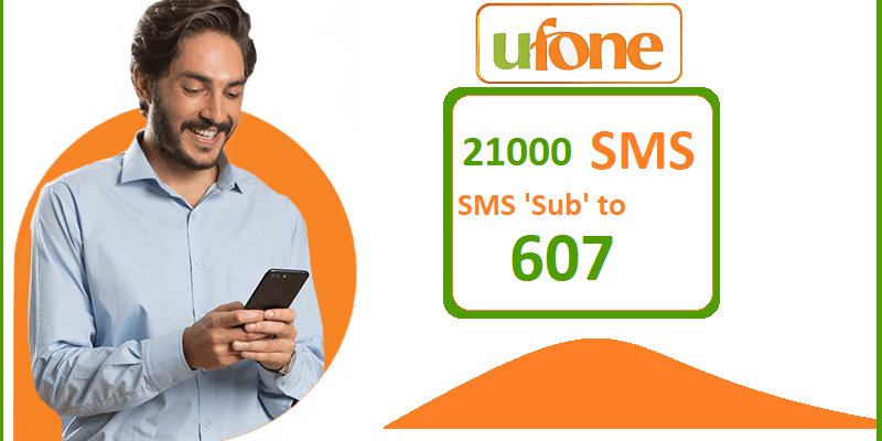 Ufone Unlimited SMS Package