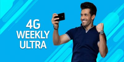 4G weekly ultra Bundle