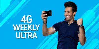 4G weekly ultra Bundle