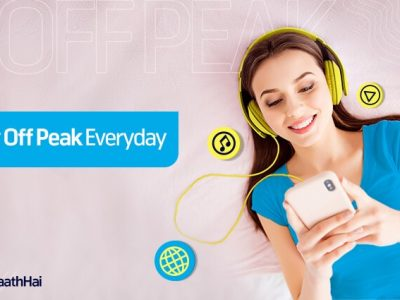 Telenor Daily Off-peak Offer