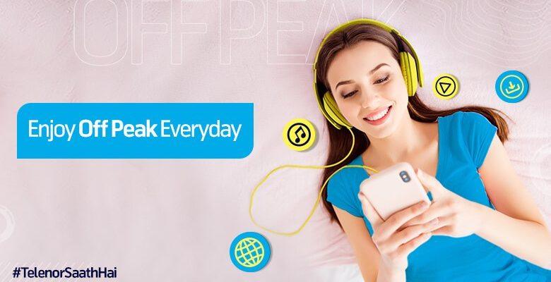 Telenor Daily Off-peak Offer
