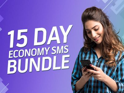 Telenor 15-Day SMS Economy Bundle