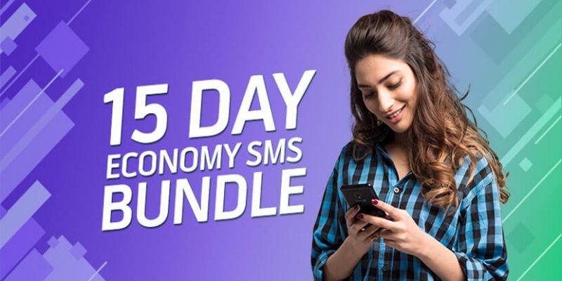 Telenor 15-Day SMS Economy Bundle