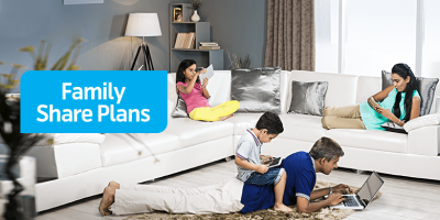 Telenor Family Share Plans