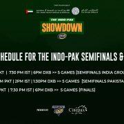 Indo Pak Showdown